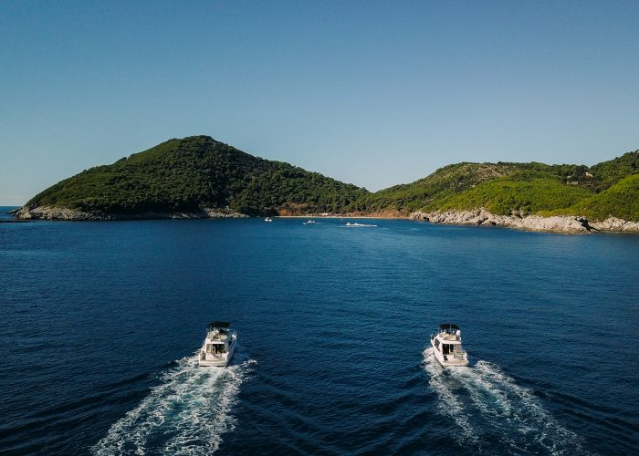 Dubrovnik Boats Lopud Cruise Elaphite Elafiti Islands