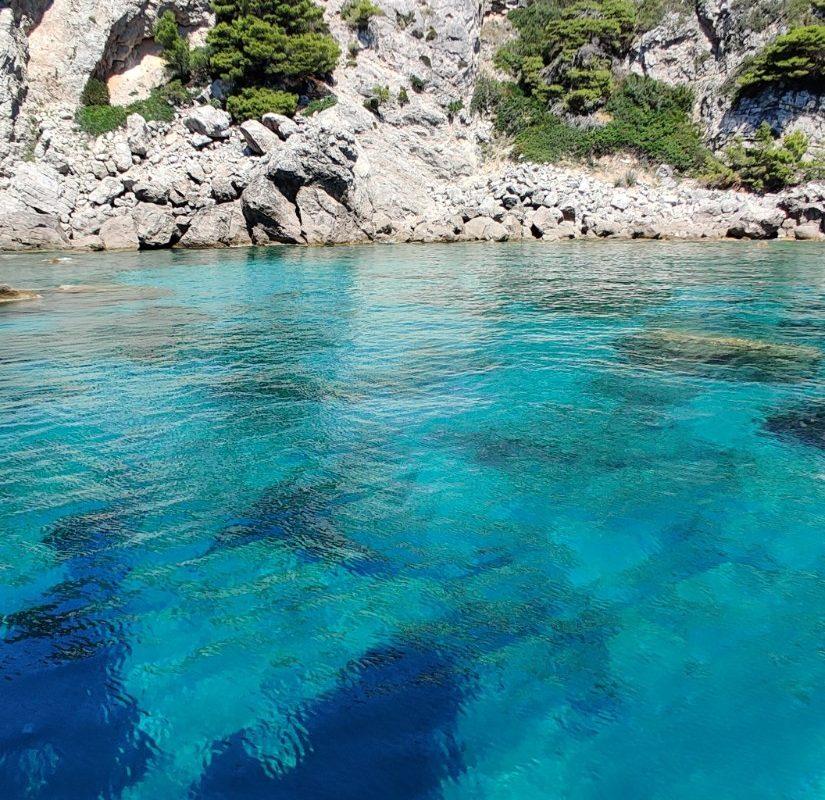 Elaphite islands